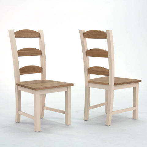 Ametis Camden Dining Chairs - PAIR