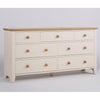 Camden Wide 7 Drawer Chest - - Living Room by Ametis available from Harley & Lola - 1