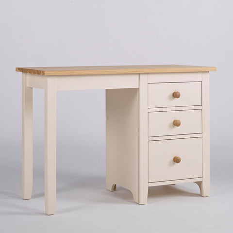 Camden Single Pedestal Desk - - Living Room by Ametis available from Harley & Lola - 1
