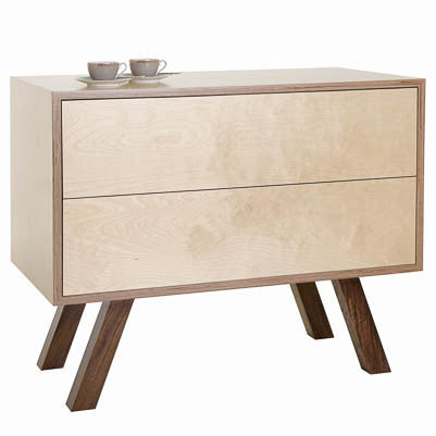 Trosa Drawer -2 Drawer - Living Room by Sno available from Harley & Lola