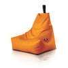Mighty B-bag in 11 Vibrant Colours -Orange - Bean Bags by ELOUNGE available from Harley & Lola - 4