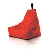 Mighty B-bag in 11 Vibrant Colours -Red - Bean Bags by ELOUNGE available from Harley & Lola - 6