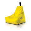 Mighty B-bag in 11 Vibrant Colours -Yellow - Bean Bags by ELOUNGE available from Harley & Lola - 3
