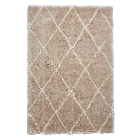 Think Rugs Morocco 2491 Beige/Cream