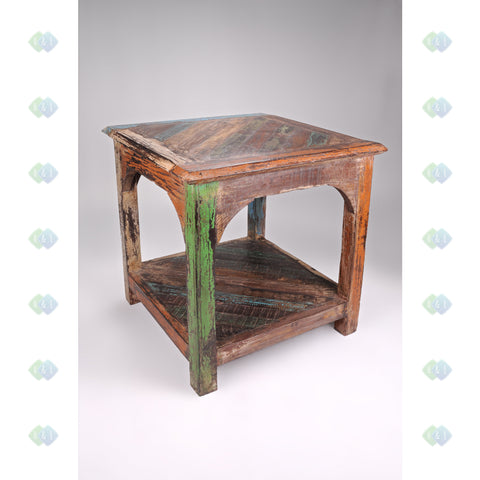 Boston End Table - - Living Room by Shankar available from Harley & Lola - 1
