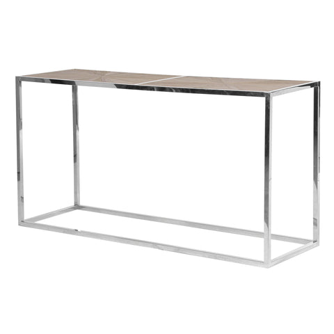 Saxo Parquet Console Table