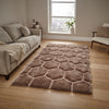 Think Rugs Noble House NH30782 Beige