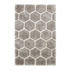 Think Rugs Noble House NH30782 Grey/White