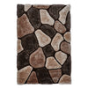 Think Rugs Noble House NH5858 Beige/Brown