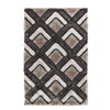 Think Rugs Noble House NH8199 Silver
