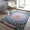 Plantation Rug Co. Nomadic Blue/Pink