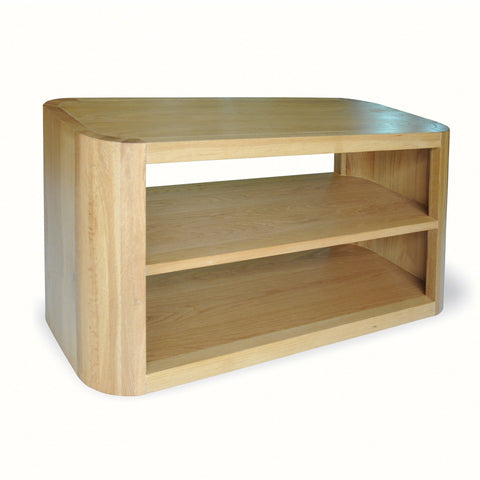 Lucy Oak TV Unit - - Living Room by Bluebone available from Harley & Lola