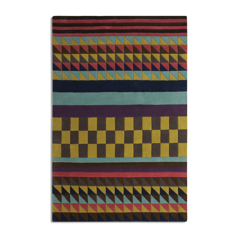 Plantation Rug Co. Origins Multi-Coloured