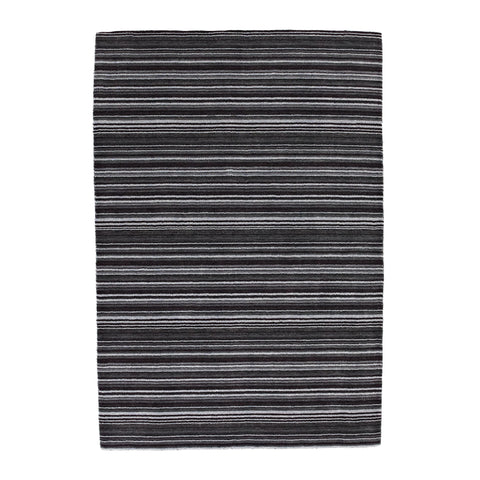 Oxford Black/Grey - - Rugs by Think Rugs available from Harley & Lola