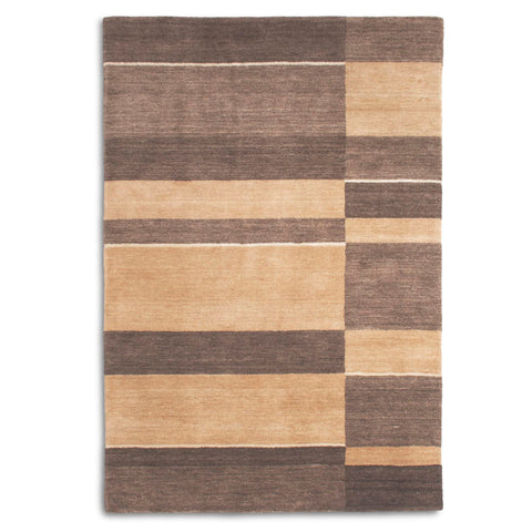 Plantation Rug Co. Pacific Brown/Sand