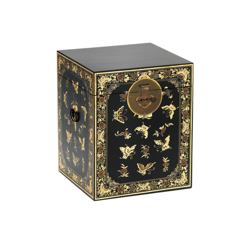 Baumhaus The Nine Schools Oriental Decorated Black Trunk