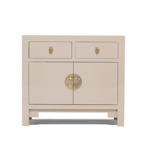 Baumhaus The Nine Schools Qing Oyster Grey Medium Sideboard