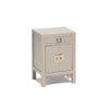 Baumhaus The Nine Schools Qing Oyster Grey Small Cabinet