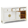 Baumhaus The Nine Schools Qing White Large Sideboard
