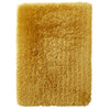 Think Rugs Polar PL 95 Yellow