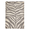Think Rugs Portofino Ivory/Grey