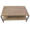 Lucy Mango Wood Coffee Table
