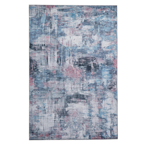 Think Rugs Rio G4719 Pink/Blue
