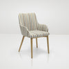 Sidcup Dining Chair (Pair) - - Dining Room by Shankar available from Harley & Lola - 12