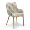 Sidcup Dining Chair (Pair) - - Dining Room by Shankar available from Harley & Lola - 5