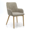 Sidcup Dining Chair (Pair) - - Dining Room by Shankar available from Harley & Lola - 4