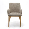 Sidcup Dining Chair (Pair) -Tweed - Dining Room by Shankar available from Harley & Lola - 1