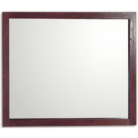 Jerez Dark Oak Wall Mirror 100 x 120