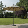 Norfolk Leisure Solar Automatic Umbrella 3.0m