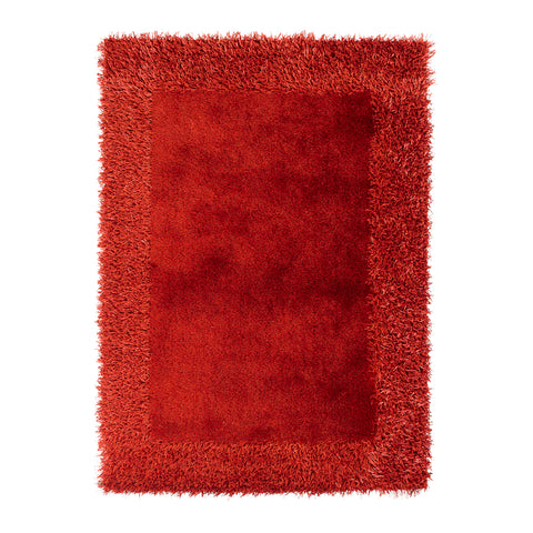 Think Rugs Sable 2 Burnt Orange