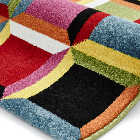 Think Rugs Sunrise M381A