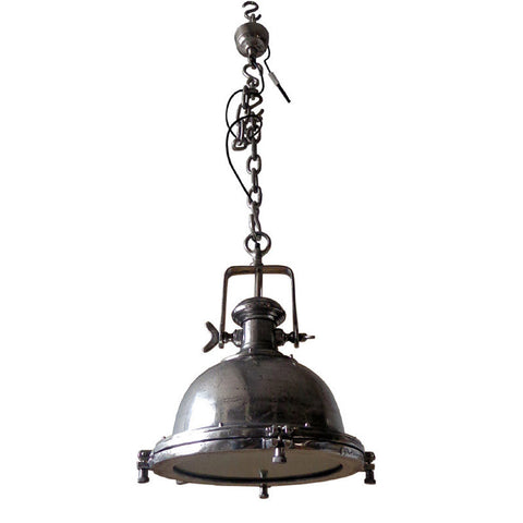 Polished Pendant Cargo Light
