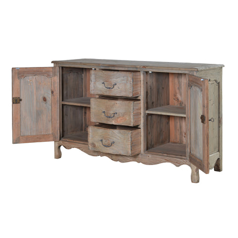 Colonial Reclaimed Sideboard