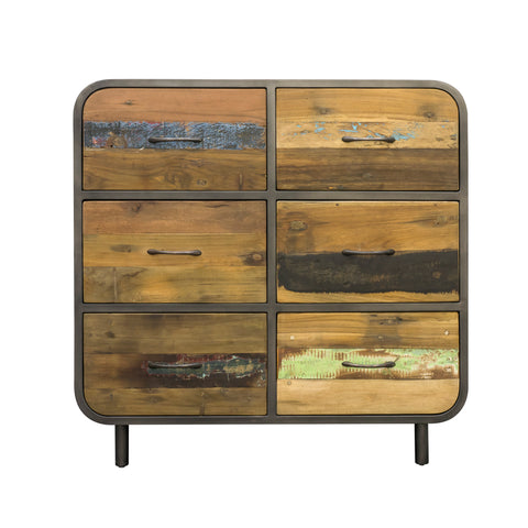Nordic Reclaimed Retro Sideboard