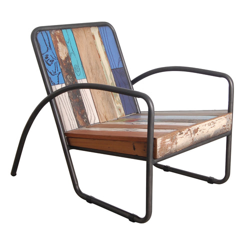 Nordic Reclaimed Evolve Arm Chair