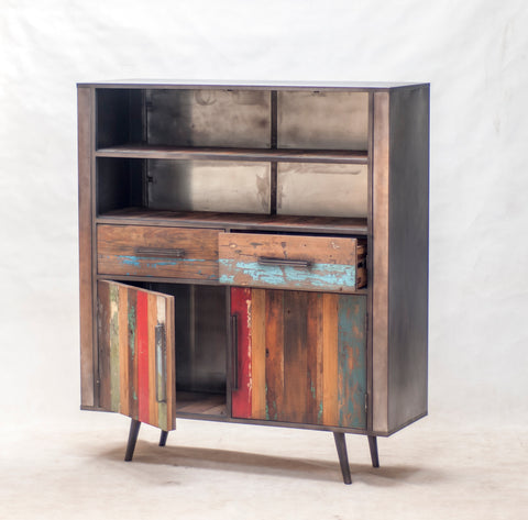Nordic Reclaimed Buffet Cabinet