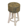 Chivaso Bar Stool - - Living Room by Besp-Oak available from Harley & Lola - 1