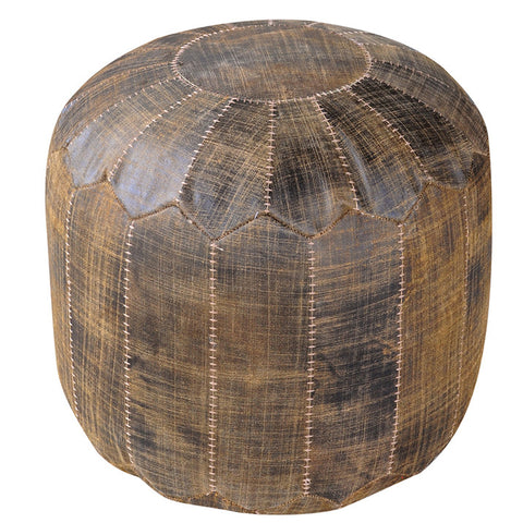 Chivaso Pouf - - Living Room by Besp-Oak available from Harley & Lola