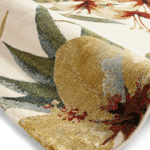 Think Rugs Tropics 6093 Cream/Multi