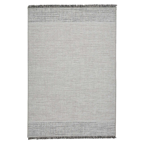 Think Rugs Tweed 9743 Silver