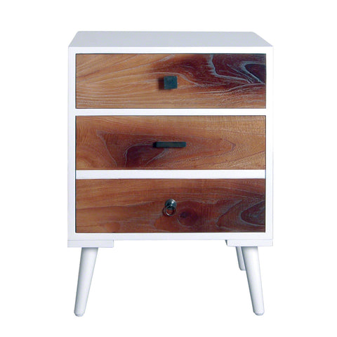Malmo Retro High Side Table - - Living Room by Bluebone available from Harley & Lola