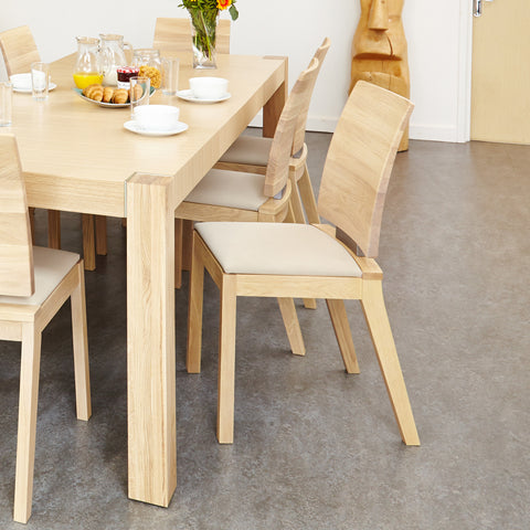Olten Uno Ivory Dining Chairs - - Living Room by Baumhaus available from Harley & Lola - 1