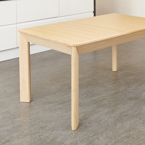 Olten Uno Extending Angled Leg Dining Table - - Living Room by Baumhaus available from Harley & Lola - 2