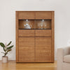 Olten Low Display Cabinet - - Living Room by Baumhaus available from Harley & Lola - 3