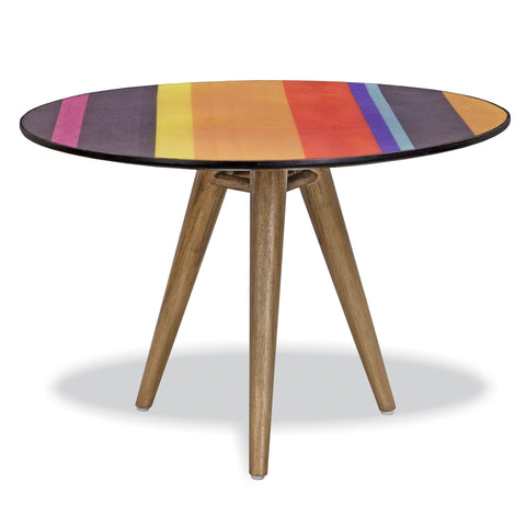 Explorer Round Table - Medium - - Living Room by Bluebone available from Harley & Lola