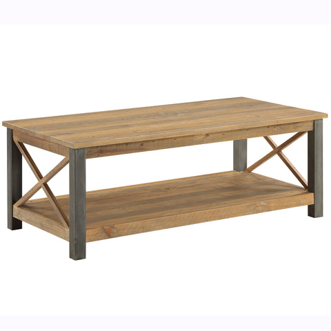 Baumhaus Urban Elegance  Reclaimed Extra Large Coffee Table
